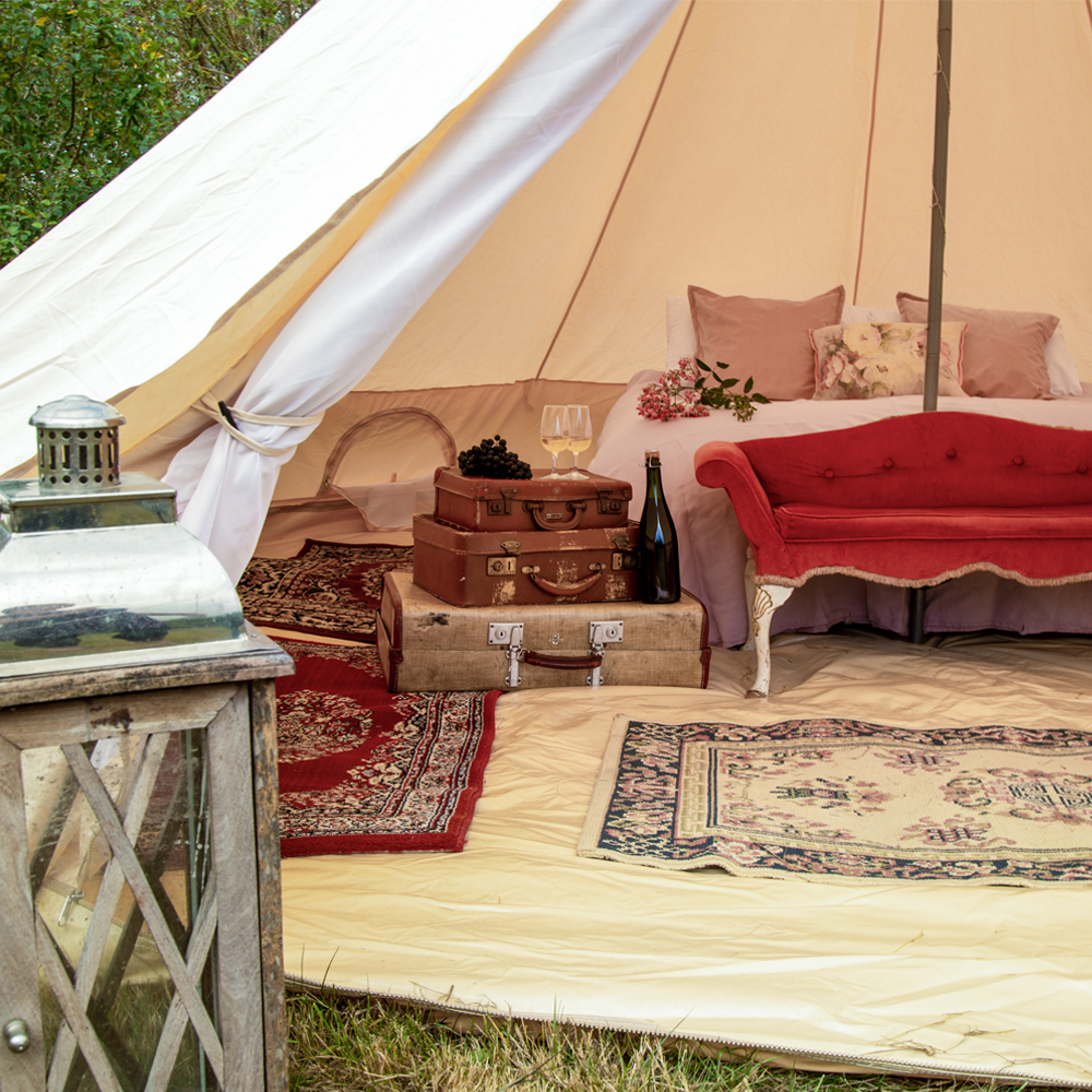 Vintage Camping At Downsview