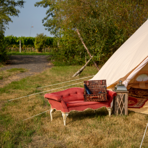 Glamping at Downsview